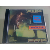 Stevie Ray Vaughan   Couldn t Stand The Cd Lacrado Importado
