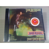 Stevie Ray Vaughan Couldn t Stand The Cd Lacrado Usa: Import