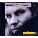 Sting & The Police 1997 Série Millennium Internacional Cd