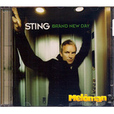 Sting 1999 Brand New Day Cd Com Letras