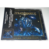Stratovarius   Enigma: Intermission Ii  cd Lacrado