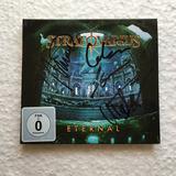 Stratovarius Cd Eternal Autografado Sweden 2018 Digibook