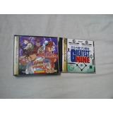 Street Fighter 2  Greatest Nine  Jogo Sega Saturn Jogo Sega