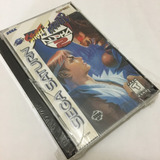 Street Fighter Alpha 2 Sega Saturn Capcom Novo Cd Americano