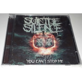 Suicide Silence   You Can t Stop Me  cd Lacrado