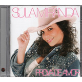Sula Miranda Cd Prova De Amor Novo Original Lacrado
