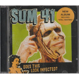 Sum 41   Cd Does This Look Infected ?   2002