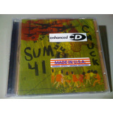Sum 41   Chuck Cd Lacrado Fabrica  enhanced  U s a Importado