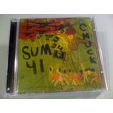 Sum 41 Chuck Cd Made In Usa  fotos Reais Da Mídia  Importado