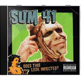 Sum 41 Does This Look Infected   Novo Lacrado Original