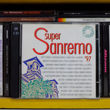 Super Sanremo 97 Version Originali Cd Duplo Patty Bravo
