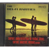 Surfaris venturas bobby Fuler 4 Cd Importado Del fi Rarities