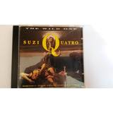 Suzi Quatro   The Wild One   The Greatest Hits Cd Importado
