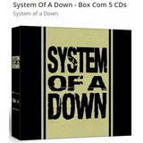 System Of A Down   Box Com 5 Cd s