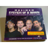 System Of A Down Maximum System Of A Down Cd Lacrado Import