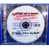 System Of A Down Steal This Album Cd Original Pronta Entreg
