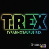 T Rex Cd Box Set Classic Album