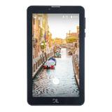 Tablet Dl Mobi Tab Tx384 7 8gb Preto Com Memória Ram 1gb