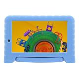 Tablet Multilaser Discovery Kids Nb290 7 8gb Azul Com Memória Ram 1gb
