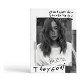 Taeyeon Girls Generation Snsd Something New  Album Kpop