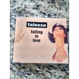 Taleesa Cd Single Importado Falling In Love