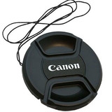 Tampa Frontal Lente Canon Lens Cap Lc72 72mm Ø72 Cd 0272