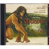 Tarzan   Ost  Disney   Phil Colins E  Mark Mancina