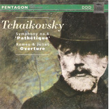 Tchaikovsky Pentagon Cd Classico