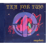 Tea For Two 1996 Snapshots Cd Importado Com Letras