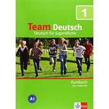 Team Deutsch Kursbuch 1 Mit 2 Audio cds