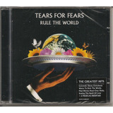 Tears For Fears   Rule The World   Greatest Hits Cd Lacrado