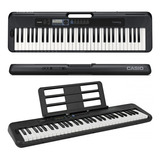 Teclado Casio Tone Ct-s300 Musical Usb 61 Teclas Sensíveis