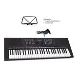 Teclado Musical Estudante Spring Tc 261 61 Tipo Yamaha