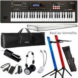 Teclado Sintetizador Roland Xps30 61 Teclas Xps 30 + Kit