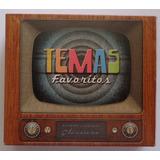 Temas Favoritos Tv Box 3 Cds Seriados Desenhos Animados 60s