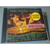 Ten Years After The Essential Collection Cd Lacrado Importad