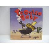Tequila Baby Primeiro Disco Cd Original Em Otimo Estado