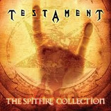 Testament  The Spitfire Collection  cd Lacrado Germany