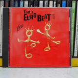 That s Euro Beat Vol 16   Cd House Pista Lilac Jenny Kee