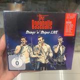 The Baseballs   Strings N Stripes Live 2cd 1dvd Importado