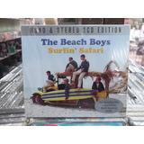 The Beach Boys Surfin Safari Cd Duplo Importado  Lacrado