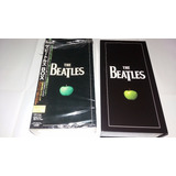 The Beatles   Stereo Box  japonês Original   16cd 1dvd