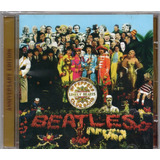 The Beatles Cd Sgt  Peppers Lonely Hearts Frete Grátis
