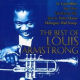 The Best Of Louis Armstrong Cd Lacrado