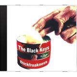 The Black Keys Thickfreakness   Novo Lacrado Original