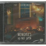 The Chainsmokers   Memories Do No   Cd Novo   Consulte Frete
