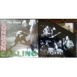 The Clash Mini Lp Cd Box