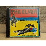 The Clash give em Enough Rope cd