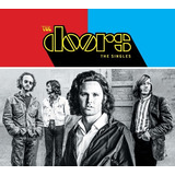 The Doors   The Singles Cd Duplo Original