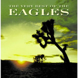 The Eagles Very Best Of The Eagles   Cd Rock
